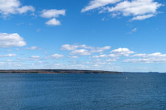 Sears Island in Searsport, Maine Stock Photography