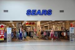 Sears-Kaufhaus Stockbild