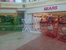 Mexico. Sears Mexico mall Stock Photos