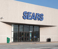 Sears Outlet Royalty Free Stock Photography