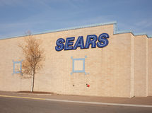 Sears Outlet Royalty Free Stock Photo
