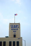Sears-Speicher Lizenzfreies Stockbild