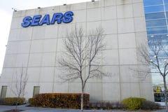 Sears-Speicher im Südmitte-Einkaufszentrum in Calgary Alberta Canada Stockfotografie