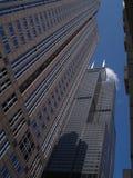 Sears Tower в городском Чикаго Стоковое Изображение