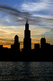 Sears Tower Royalty Free Stock Images