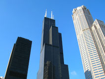 Sears Tower Fotografia Stock Libera da Diritti