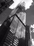 Sears Tower Fotografie Stock