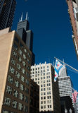 Sears Tower стоковая фотография