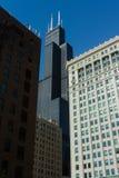Sears Tower стоковое изображение