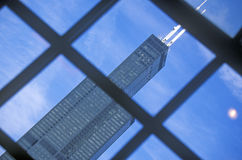 The Sears Tower, Chicago, Illinois Stock Image