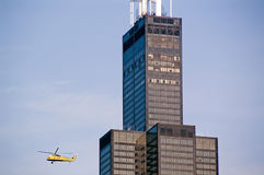 Sears Tower, Downtown Chicago Stock Images