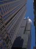 Sears Tower in downtown Chicago Stock Image