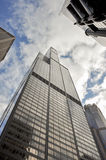 The Sears Tower, tallest building in Chicago, Illinois, USA Royalty Free Stock Image