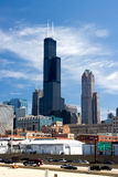 Sears Tower willis Royaltyfri Bild
