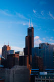 Sears Tower Royalty Free Stock Photos