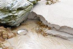 Seasandbackground #2 Images stock