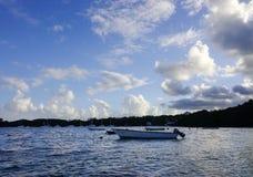 Seascape μεγάλου Baie, Μαυρίκιος Στοκ εικόνα με δικαίωμα ελεύθερης χρήσης