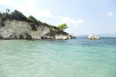 Seascape στοκ εικόνα με δικαίωμα ελεύθερης χρήσης