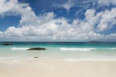 seascape Σεϋχέλλες Στοκ εικόνες με δικαίωμα ελεύθερης χρήσης