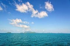 seascape Ταϊλάνδη Στοκ Φωτογραφία