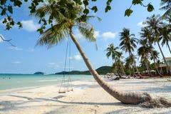 Seascape του νησιού Phu Quoc, Βιετνάμ Στοκ Φωτογραφία
