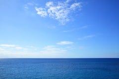 Seascape Атлантического океана Стоковое Фото