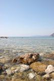 Seascape в Черногории Стоковое Изображение RF