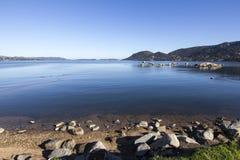Seascape Корсики Стоковое фото RF