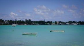 Seascape острова Маврикия Стоковые Изображения