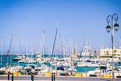 Seascape Отключение моря к Криту стоковые изображения rf