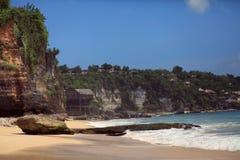 seascape пляжа тропический стоковое изображение rf