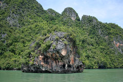 seascape Таиланд Стоковые Фотографии RF