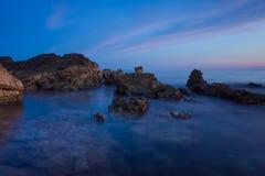Seascape Хорватии Стоковое Фото
