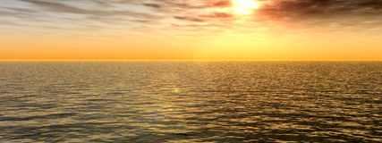 Seascape 10 Royalty Free Stock Images