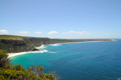 Seascape. Of kangaroo island, south australia Stock Image
