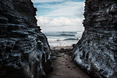 Seascape. Stock Photo