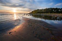 Seascape Стоковые Фотографии RF