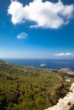 Seascape Royaltyfri Fotografi