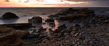 Seascape. Royaltyfria Bilder