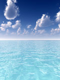 Seascape 3 Royalty Free Stock Photography