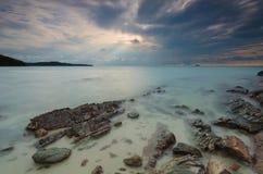 Seascape Royaltyfria Bilder