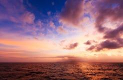 Seascape Στοκ Φωτογραφία