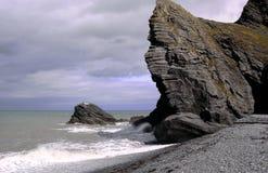 Seascape Royaltyfri Foto