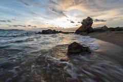 Seascape foto de stock