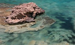 SeaScape. Sea Scape from AKAMAS Peninsula Cyprus Stock Photography