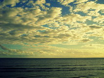 Seascape Fotografia de Stock Royalty Free