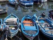 Seascape Acitrezza Сицилия стоковое фото
