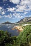 Seascape africano foto de stock