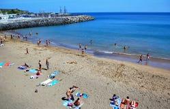 Seascape Angra do Heroismo Στοκ φωτογραφία με δικαίωμα ελεύθερης χρήσης