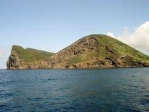 Seascape of Angra do Heroismo. Terceira Island, Azores, Portugal Stock Image